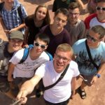 Selfie w  Taizé