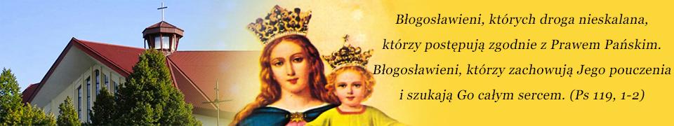 Parafia Rzymskokatolicka Matki Bożej Wspomożycielki Wiernych :: Warszawa – Bielany – Chomiczówka